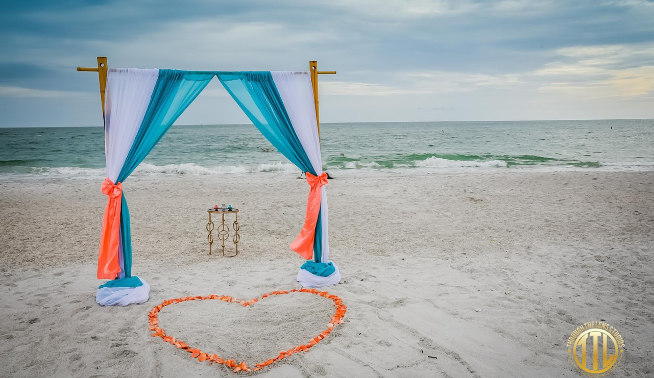Wedding Photographer in Clearwater